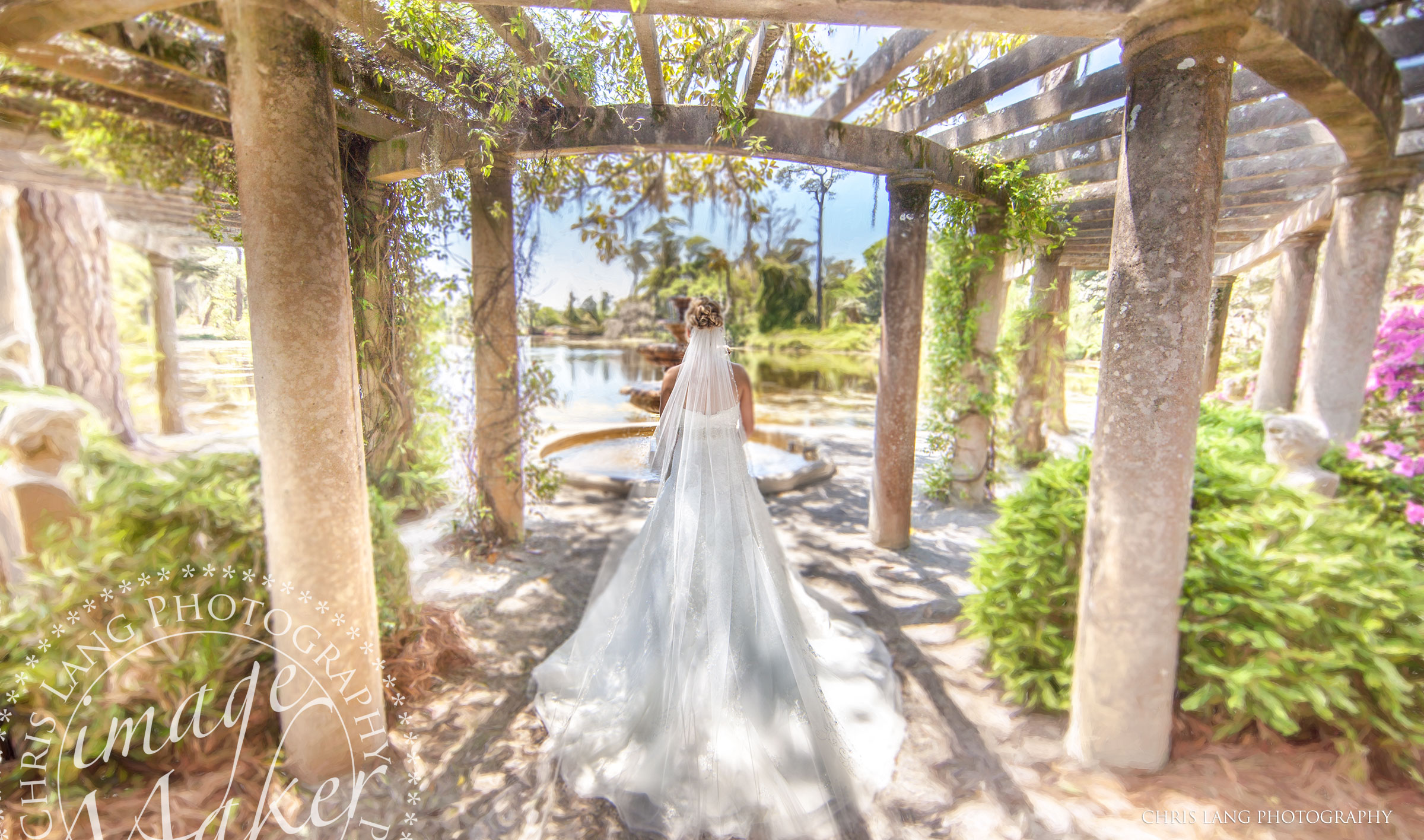 Noth Carolina Wedding Venues Airlie Gardens Best Outdoor