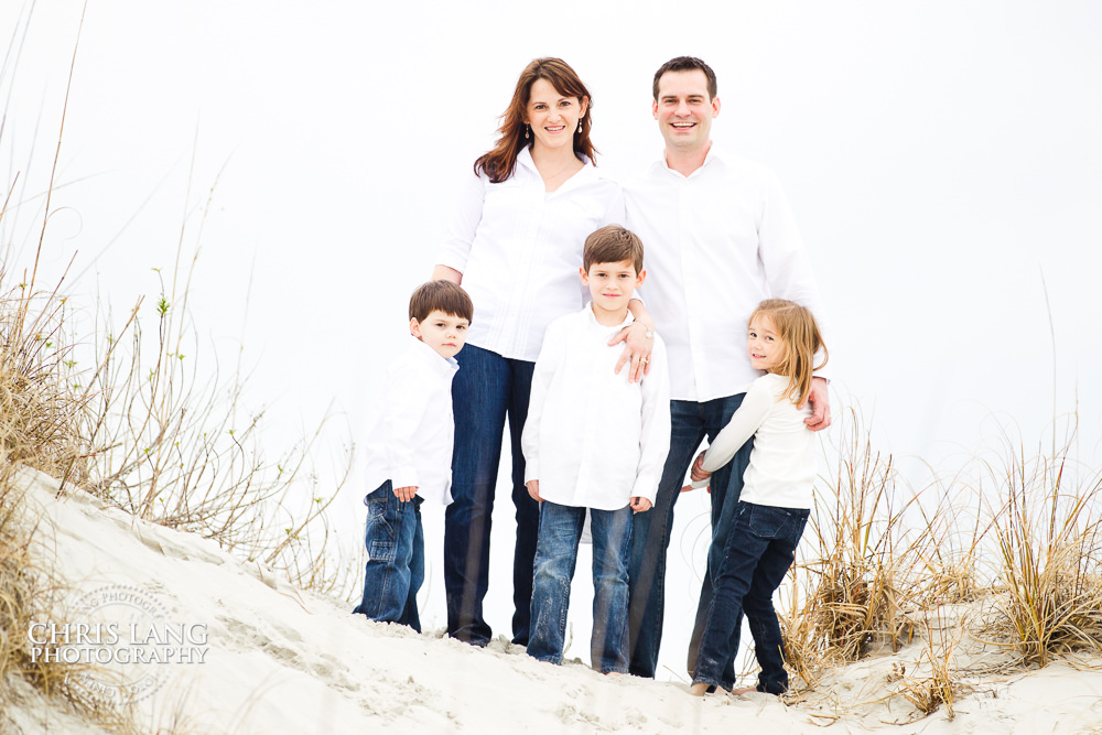 CHRIS LANG Photgraphy | Wilmington NC Family Photographers