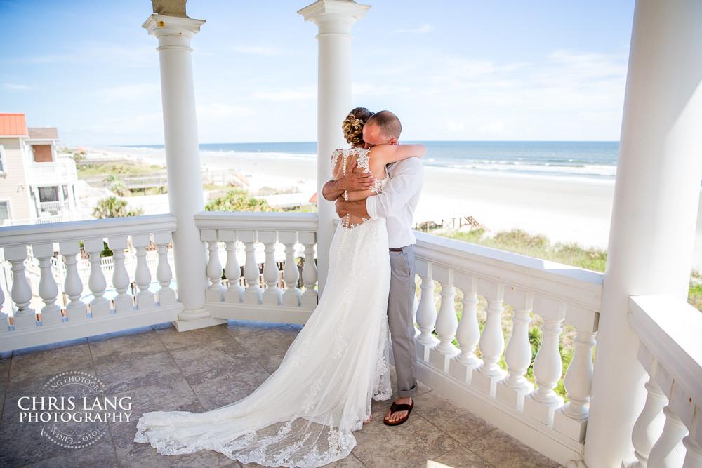 Chris Lang Photography Beach Wedding Photographers North
