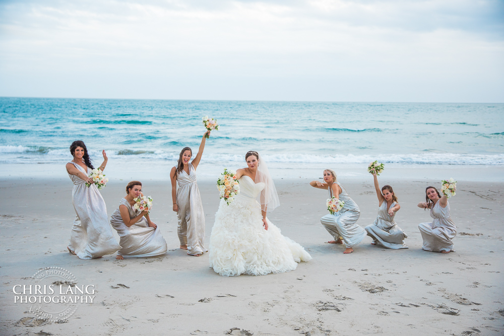 Beach Weddings | Chris Lang Photography | NC Beach Wedding ...