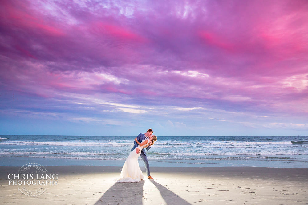 Chris Lang Photography Beach Wedding Photographers North Carolina Beach Weddings Beach Wedding Info Beach Wedding Photos Beach Wedding Ideas